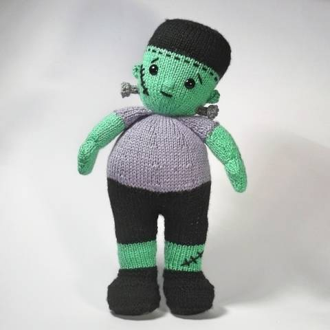 Little Frankenstein at Makerist