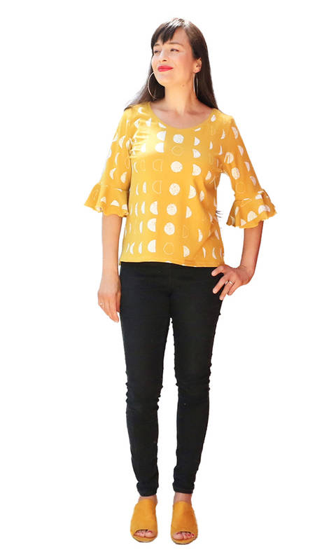 Top CANDY - Taille 34 à 52