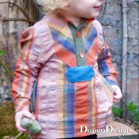 PDF sewing Pattern eBook  Children's Fischer's Fritzchen
