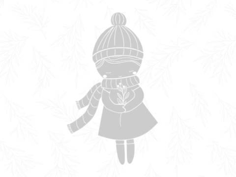 E-Book Waldmädchen Morle - Applikationsvorlage bei Makerist
