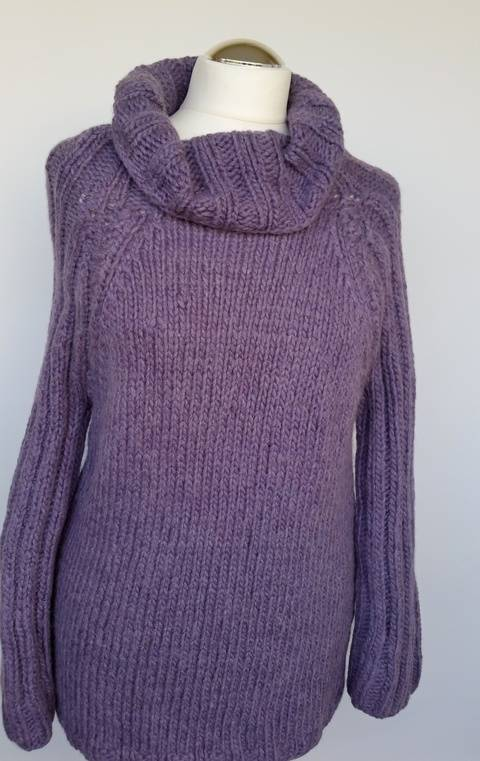 Strickpulli unisize Luxury Design No. 58