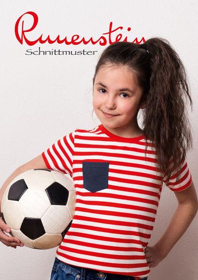 Viska Shirt 116-146 Schnittmuster & Anleitung bei Makerist - Bild 1
