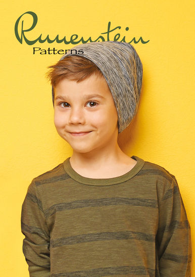 Boys Beanie Hetta 86-116 Pattern & Instruction at Makerist - Image 1