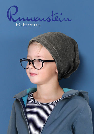 Boys Beanie Hetta 116-146 Pattern & Instruction at Makerist - Image 1
