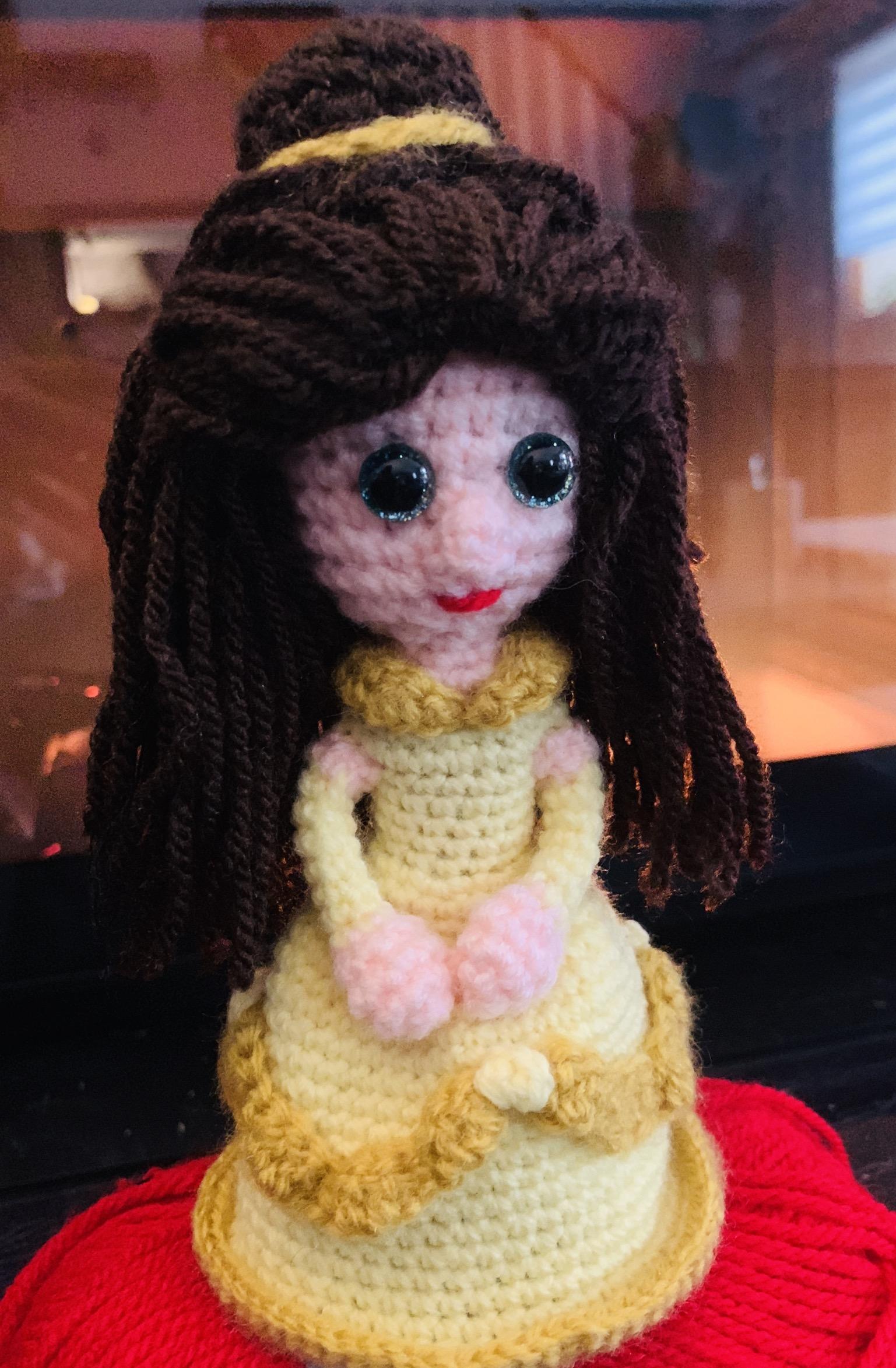 Tuto PDF Belle crochet