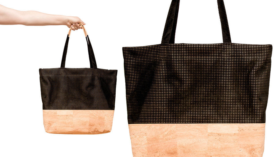 eBook Shopper »The Black Line Copper & Cork« nähen mit Kork bei Makerist - Bild 1