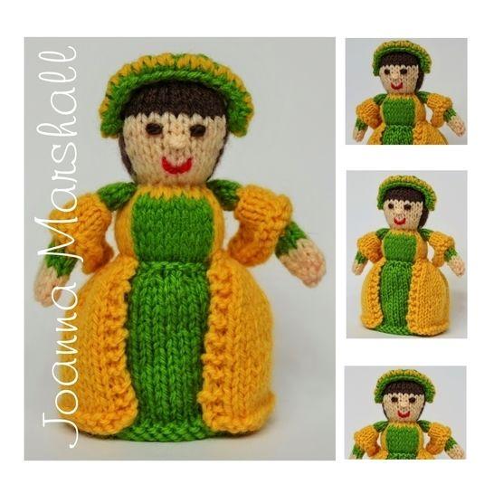 Anne Boleyn Tudor Doll at Makerist - Image 1