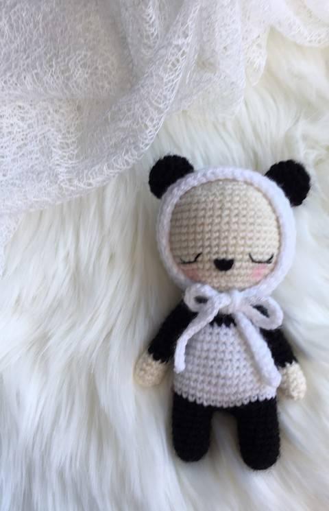Nissa the Sprite- Amigurumi Crochet PDF- English | 745x480