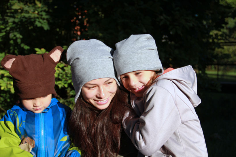 WARM - Kids and Ladies Cap over the ears Sewing Pattern at Makerist - Image 1