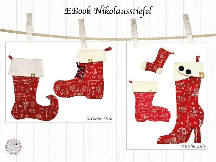 Ebook Nikolausstiefel