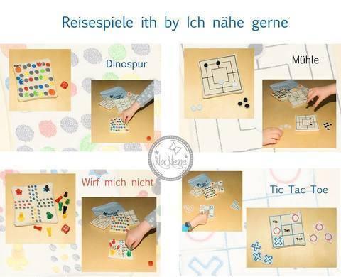 Stickdatei Reisespiel Ith 10x10, 13x18, 16x26, 18x30, 20x30