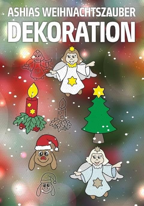 ENGEL KERZE HUND BAUM * Teil 6* von Ashias Weihnachtszauber