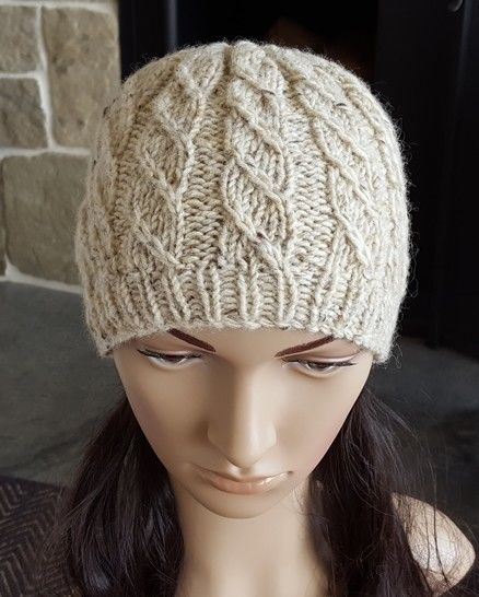 Family mock cable beanie, 2 yrs to man - Presley at Makerist - Image 1
