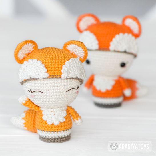"Mini Laura from ""AradiyaToys Minis"" collection at Makerist - Image 1"
