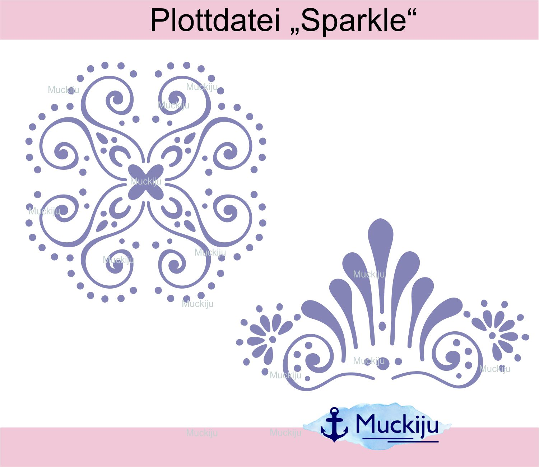 "Plottdatei ""Sparkle"""