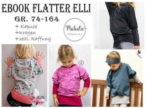 "ebook ""Flatter elli Kids"""