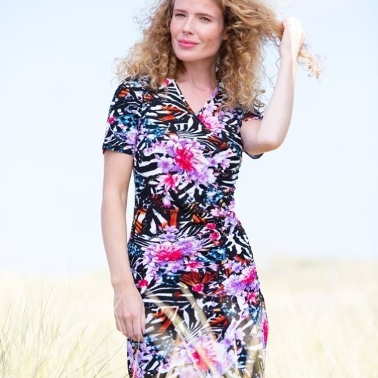 Kleid JET Nähanleitung + Schnitt bei Makerist - Bild 1