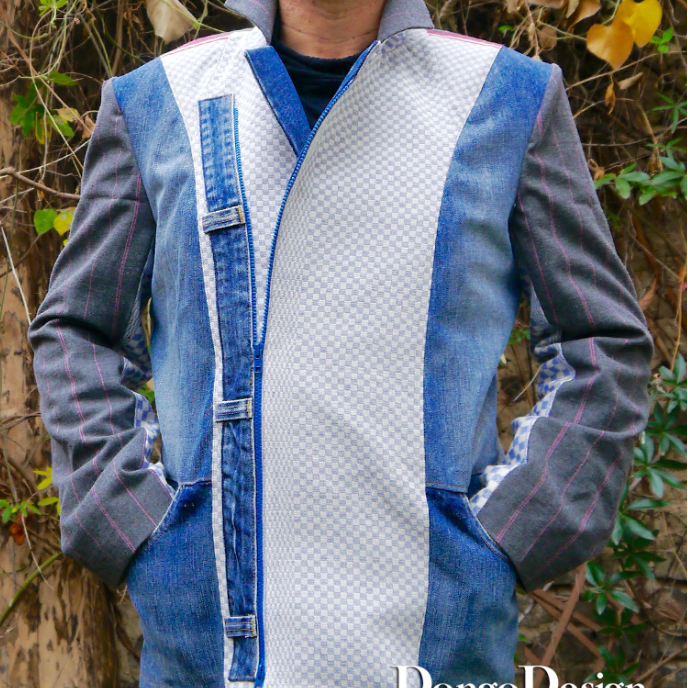 PDF Pattern E-Book Augsburg with Sewing instructions