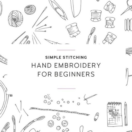 Hand embroidery for beginners at Makerist - Image 1