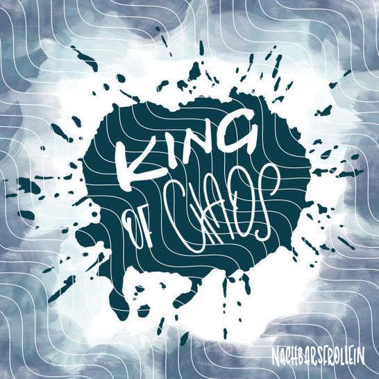 Plotterdatei 'King of Chaos' bei Makerist - Bild 1