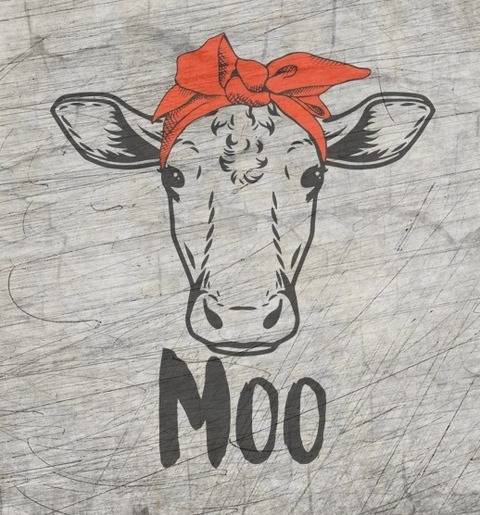 """Moo"" Plotterdatei bei Makerist"