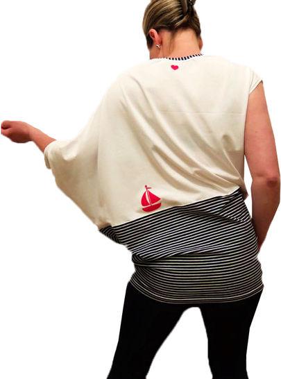 Fledermausshirt bei Makerist - Bild 1