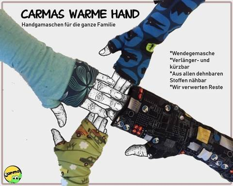 Carmas Warme Hand bei Makerist