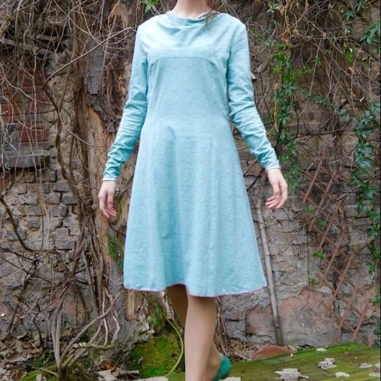 PDF-Pattern Marion Ebook with sewing instructions at Makerist - Image 1