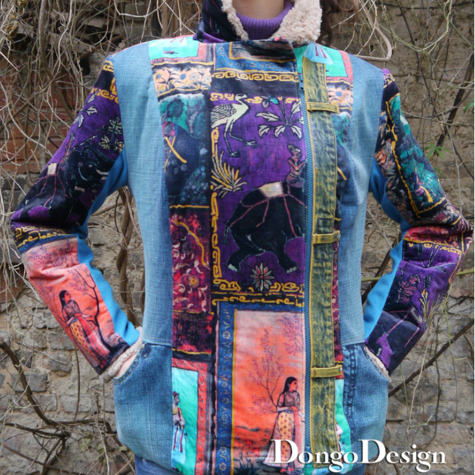 PDF Sewing Pattern Ebook Revival with instructions