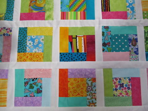 Bright Hopes Quilt at Makerist