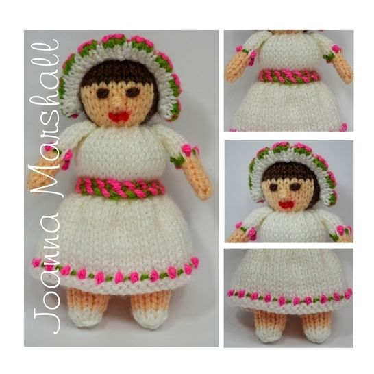 Bridesmaid Doll  at Makerist - Image 1