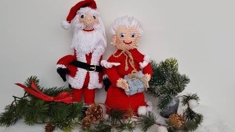Häkelanleitung Christmas Edition Set No.1
