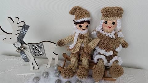 Häkelanleitung Christmas Edition Set No.2
