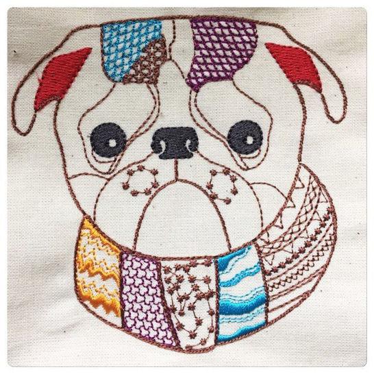 Hund Zen 7 Größen bei Makerist - Bild 1