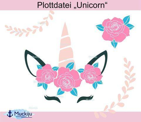 "Plottdatei ""Unicorn"""