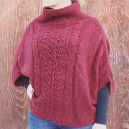 Pullover Winter Butterfly chez Makerist - Image 1