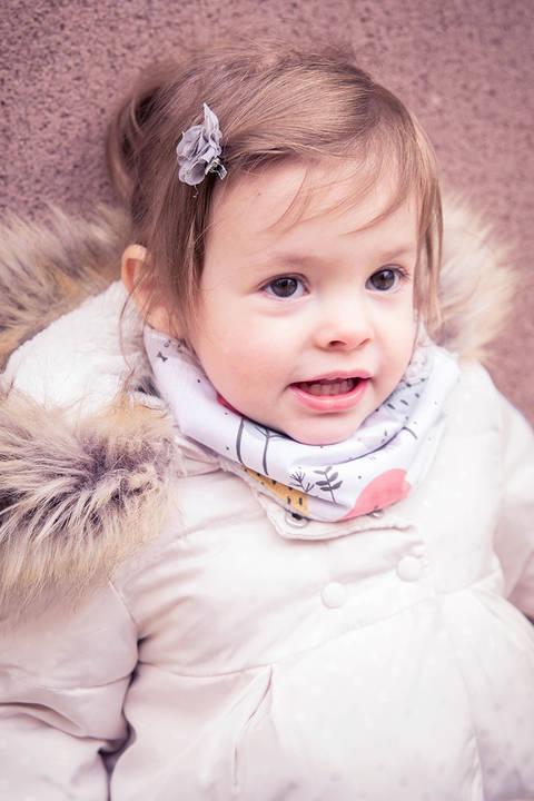 Le snood bébé évolutif (9/24 mois) chez Makerist