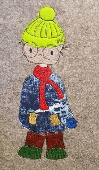 Paul Winterboy in 7 Größen bei Makerist - Bild 1