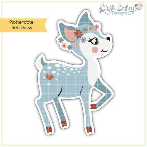 Birgit Boley Designs • Reh Daisy bei Makerist