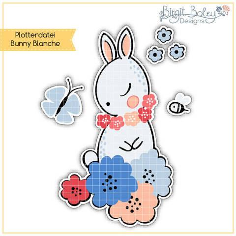 Birgit Boley Designs • Bunny Blanche  bei Makerist