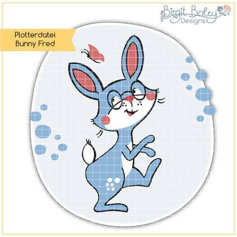 Birgit Boley Designs • Bunny Fred