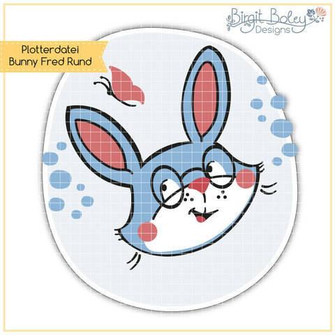 Birgit Boley Designs • Bunny Fred/Rund bei Makerist