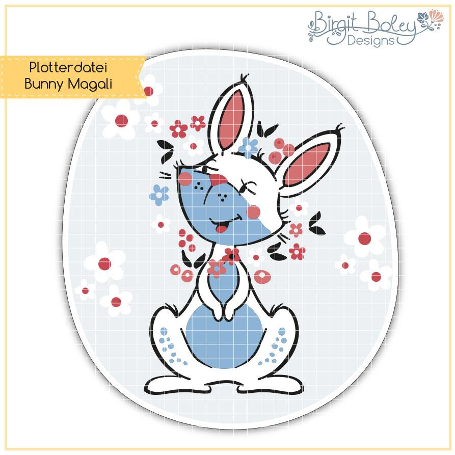 Birgit Boley Designs • Bunny Magali