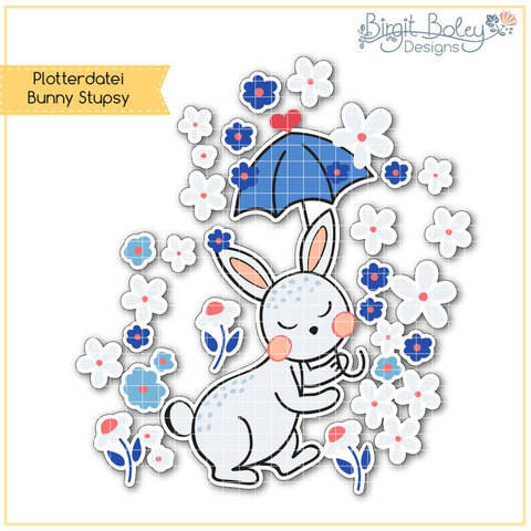 Birgit Boley Designs • Bunny Stupsy  bei Makerist
