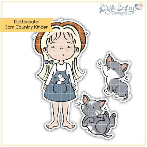 Birgit Boley Designs • Sam Country Kinder