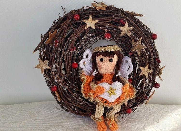 Engel Luisa Christmas Edition No.5 bei Makerist - Bild 1