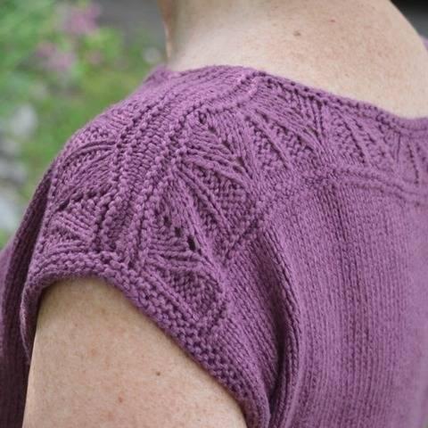 Scarborough Tee - knitting pattern