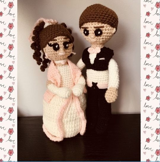Tuto PDF les mariés  chez Makerist - Image 1