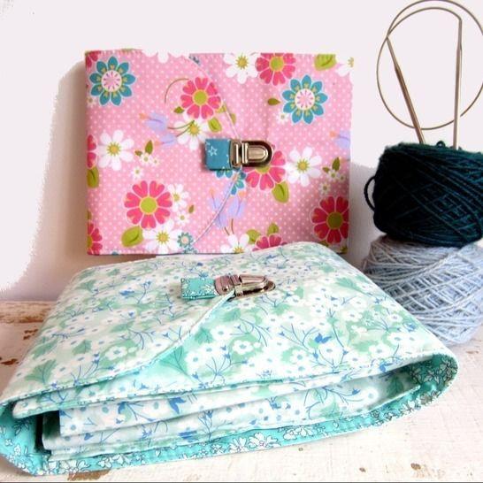 Tutoriel de la pochette Claire pour tricoteuse chez Makerist - Image 1