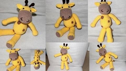 ebook Giraffe Günther